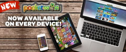 App Optimised for All Devices - PocketWin