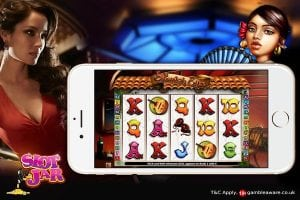 Slot Jar Free Phone Slots Jackpot Bonus |  Up to £200 Free Deposit Bonus!