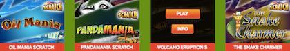 free play slots and demo games