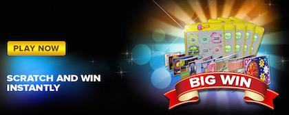 Top Slot Site FREE fiver signup bonus