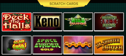 free spins slots and scratch cards