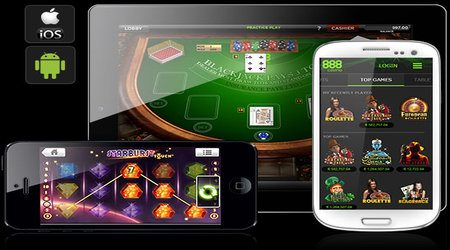 Casino Games On Mobile Bill