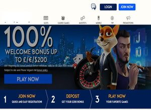 Mail Online Casino boosaska