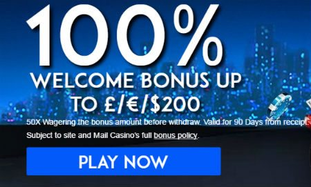 Mail Casino Login