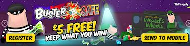 mFortune mobile casino win