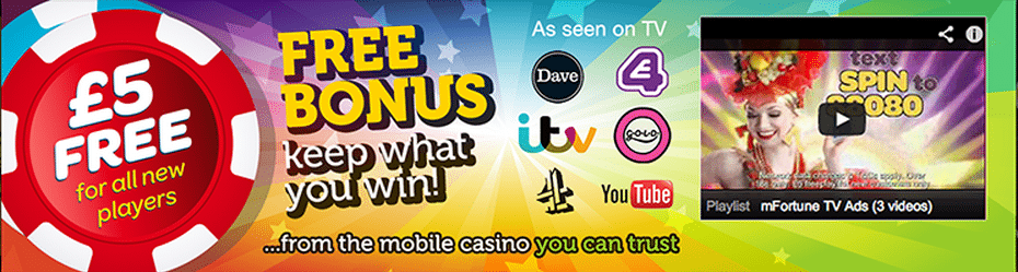 mFortune free bonus keep what you win