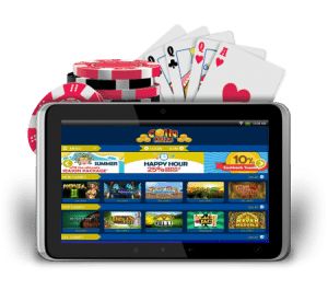 Coinfalls Slots and Pocket Fruity Games