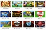 top UK online slot games
