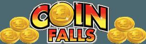 Coinfalls telefona kazina bonusa retejo UK