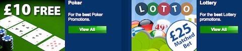 Betfred Online Casino Bonus