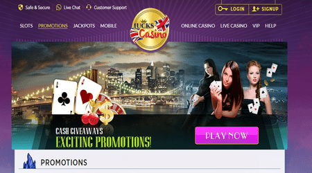 Gaming Online At Lucks Casino