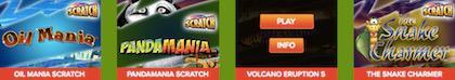 free play slots and demo games