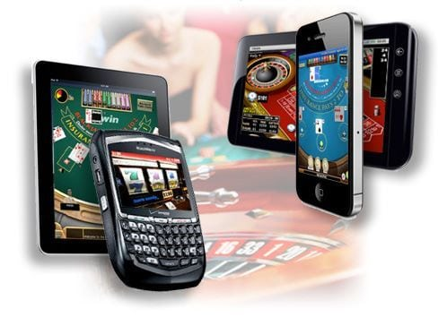 Mobile Gaming Sites