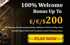Join Pound Slots Online Casino