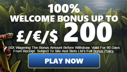 mega free spins bonus