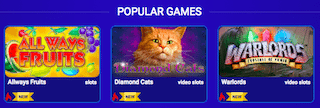 top UK slots and casino games