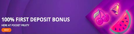 Cash Match Signup Bonus