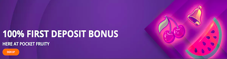 Cash Match Deposit Signup Bonus