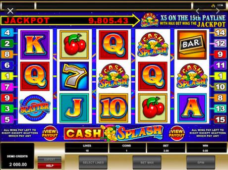 Slots online spielen